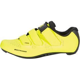 Bontrager Starvos Racefiets Schoenen Heren, flourescent yellow